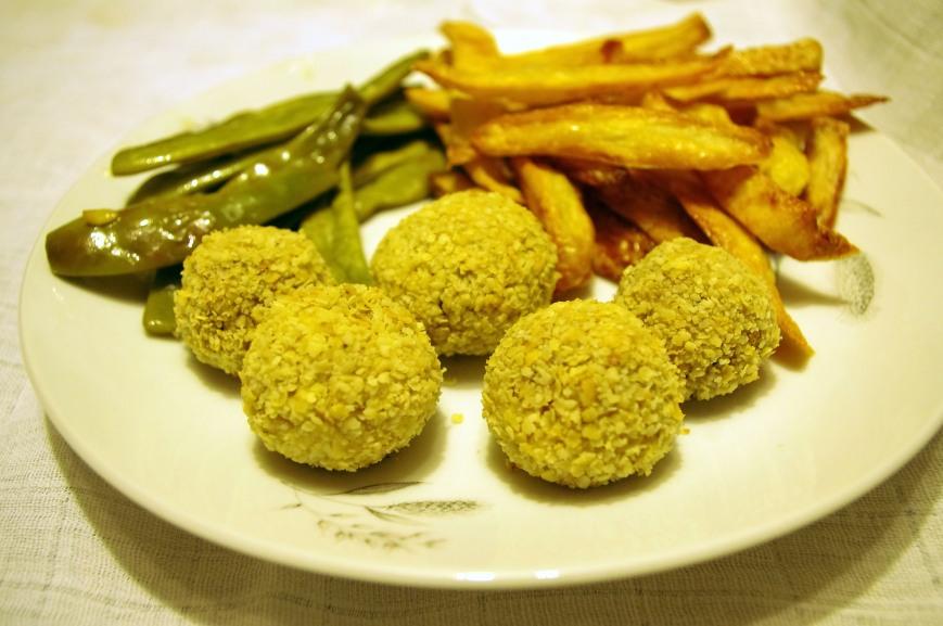 Tofujeve kroglice